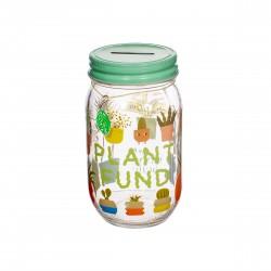 Plant Fund Money Jar