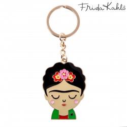 Frida Kahlo™ Enamel Keyring