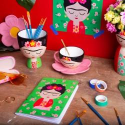 Frida A5 Notebook, A5 journal, Frida Kahlo Notebook