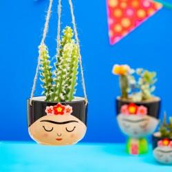 Frida Hanging Planter