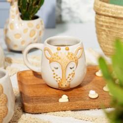 Safari Gina Giraffe Mug
