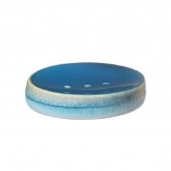 Mojave Glaze Blue Soap Dish