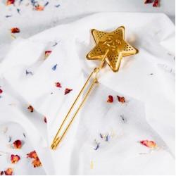 Brass Star Tea Infuser, Tea Infuser
