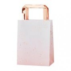 Pink Ombre Watercolour Party Bags