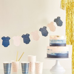 Baby Grow Baby Shower Banner