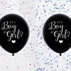 "Boy Or Girl Gender Reveal Balloon 18"""