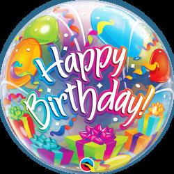 Birthday Surprise Bubble Balloon