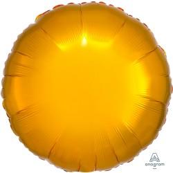 Metallic Gold Circle Balloon
