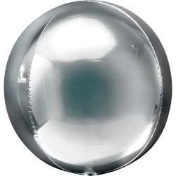 Silver Orb Balloon