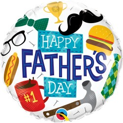 """Everything Father's Day Foil Balloon 18"""""""