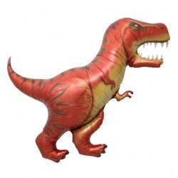 "T-Rex Dinosaur Supershape Foil Balloon 47"""