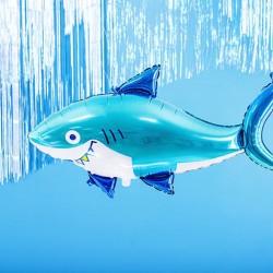 """Giant Shark Foil Balloon 36"""""""