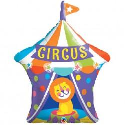 """Circus Foil Balloon 36"""""""