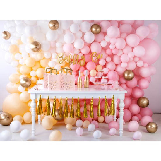 Gold Glossy Party Balloon