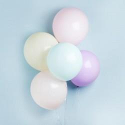 Jumbo Pastel Balloons