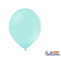 10 Pastel Light Mint Balloons