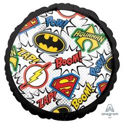 Justice League Balloon
