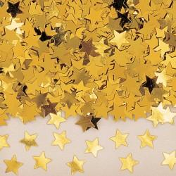 Stardust Gold Metallic Confetti