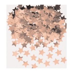 Stardust Rose Gold Confetti