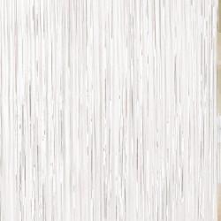 White Door Curtain