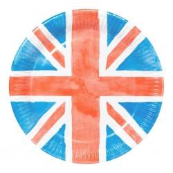 Best of British Paper Plates
