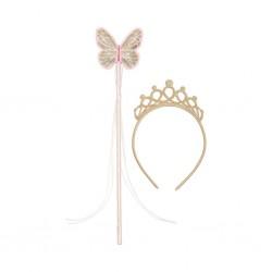 Truly Fairy Wand and Tiara Set