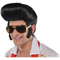 50s The King Wig