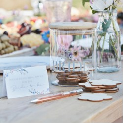 Advice For The Bride Message Jar
