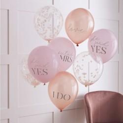 8 Hen Party Balloons