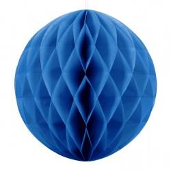 Blue Honeycomb Hanging Decoration Ball