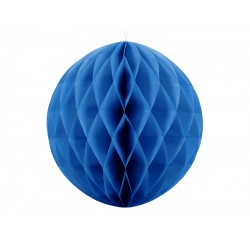 Blue Honeycomb Hanging Decoration Ball