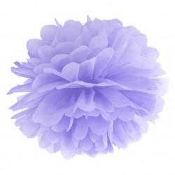Lilac Tissue Paper Pompom