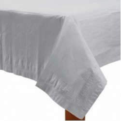 Silver Paper Tablecovers, Silver Paper Table cloth