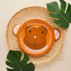Cheeky Monkey Plates