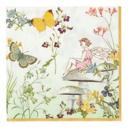 20 Truly Fairy Napkins
