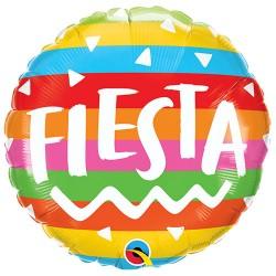 Fiesta Foil Balloon