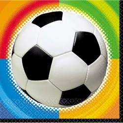 Championship Soccer Napkins