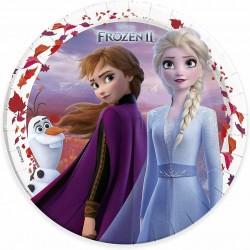 Disney Frozen 2 Paper Plates