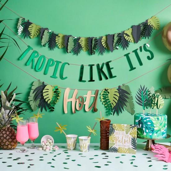 Tropic Like it's Hot Banner