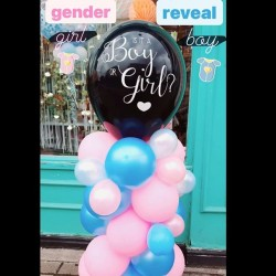 Personalised Gender Reveal Balloon