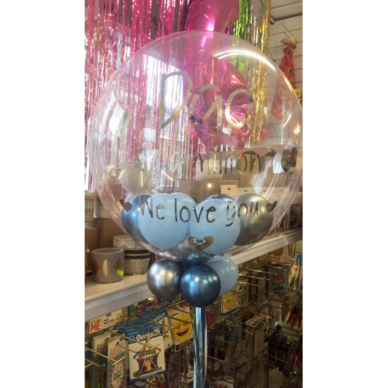 Father's Day Balloon, Dad's Birthday Balloon