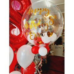 Personalised Birthday Bubble Balloon