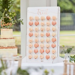Macaron Stand Treat Wall Holder